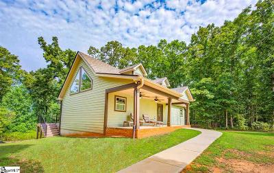 Woodruff Single Family Home For Sale: 345 Wofford