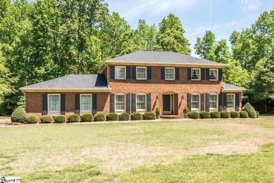 Greenville SC Single Family Home For Sale: $579,900