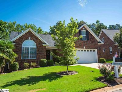 Greer Single Family Home For Sale: 5 Glenaire