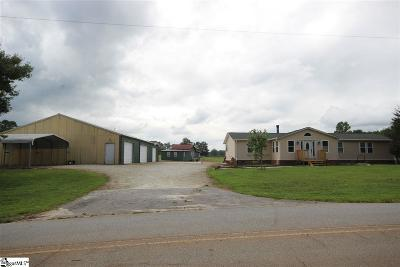 Easley Mobile Home Contingency Contract: 172 Rackley Mill