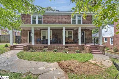 Greenville Multi Family Home For Sale: 22 Jones