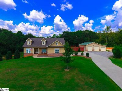 Piedmont Single Family Home For Sale: 103 Mill Creek