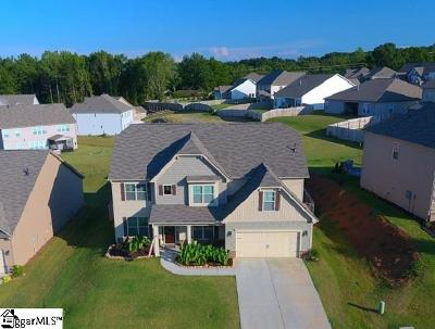 Easley SC Single Family Home For Sale: $335,000