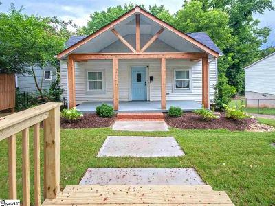Greenville Single Family Home For Sale: 50 Hale