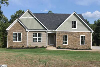 Easley SC Single Family Home For Sale: $269,900