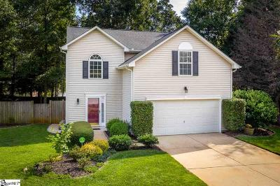 Mauldin Single Family Home For Sale: 3 Old Hastings