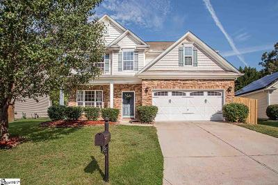 Simpsonville Single Family Home For Sale: 113 Bells Creek