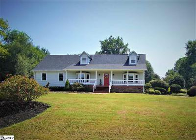 Easley SC Single Family Home For Sale: $235,000