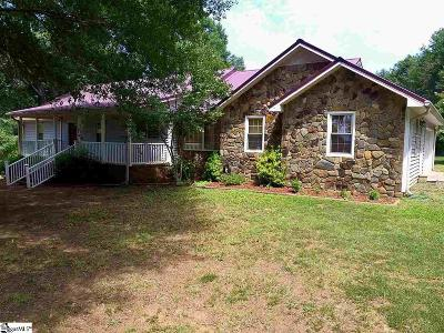 Easley SC Single Family Home Contingency Contract: $199,000