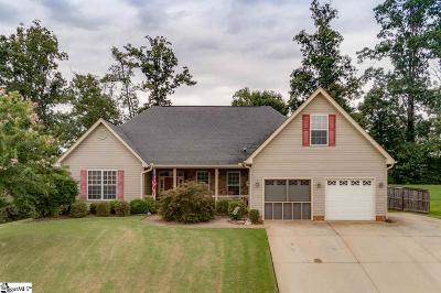 Greer Single Family Home For Sale: 30 Camrose