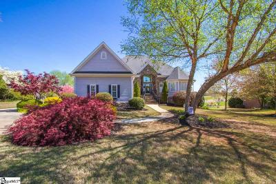 Easley SC Single Family Home For Sale: $438,500