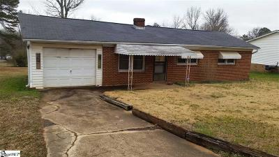 Greenville SC Single Family Home Contingency Contract: $41,000