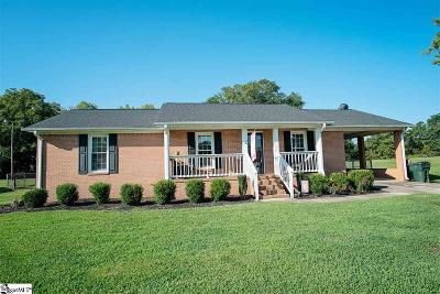 Greer Single Family Home Contingency Contract: 108 Lakeland