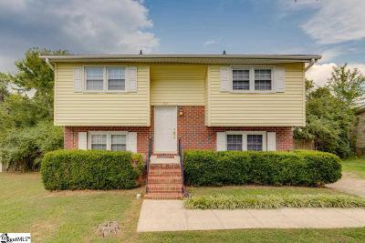 Simpsonville Single Family Home For Sale: 106 Abbotsford