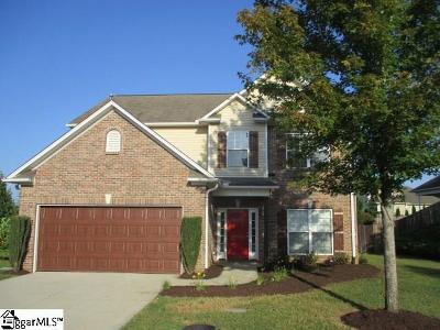 Easley SC Single Family Home For Sale: $239,900