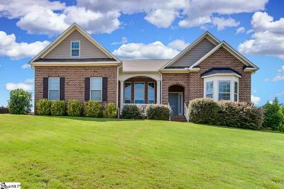 Simpsonville Single Family Home For Sale: 133 Scotts Bluff