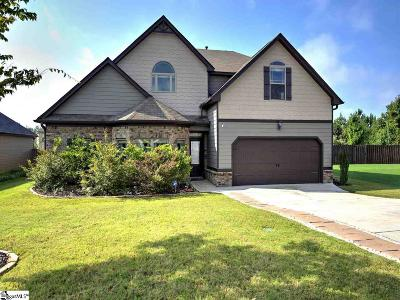 Simpsonville Single Family Home For Sale: 103 Onslow