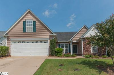 Simpsonville Single Family Home For Sale: 305 Grimes