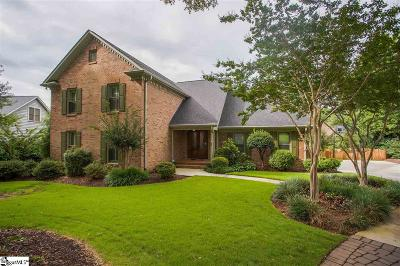 Greer Single Family Home For Sale: 106 Plum Mill