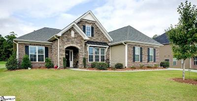 Simpsonville Single Family Home For Sale: 312 Scotts Bluff