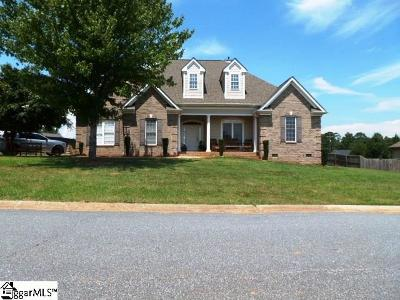 Greer Single Family Home For Sale: 200 Clearridge