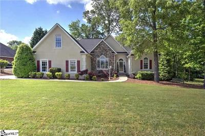 Easley SC Single Family Home For Sale: $340,000