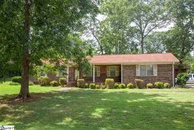 Easley SC Single Family Home For Sale: $160,000