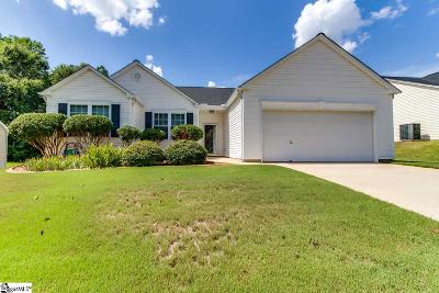 Greenville County Single Family Home Contingency Contract: 418 Bel Arbor