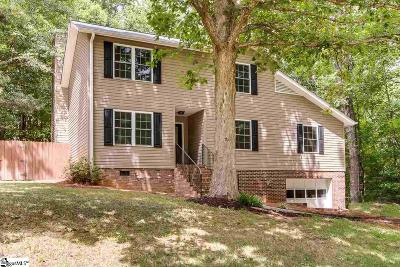 Mauldin Single Family Home For Sale: 117 Blakely