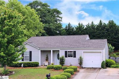 Single Family Home For Sale: 106 Granary