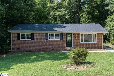 Single Family Home For Sale: 104 Cliffwood