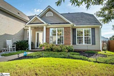 Simpsonville Single Family Home Contingency Contract: 416 Plamondon
