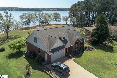 Anderson Single Family Home For Sale: 1510 Avant