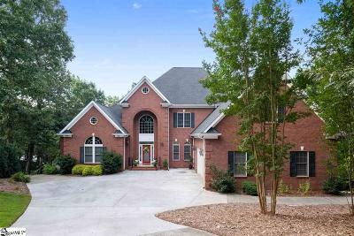 Anderson Single Family Home For Sale: 121 Winding River