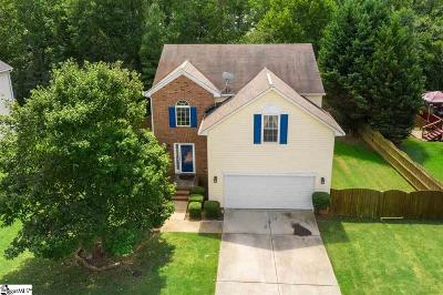 Mauldin Single Family Home Contingency Contract: 301 Poplar Springs