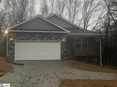 Greenville Single Family Home For Sale: 1112 State Park
