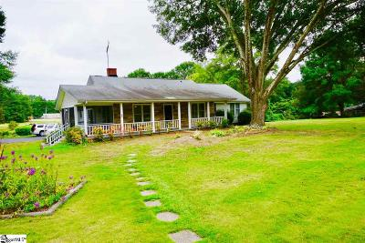 Greer Single Family Home Contingency Contract: 68 Matlock