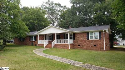 Piedmont Single Family Home For Sale: 2404 Hwy 86