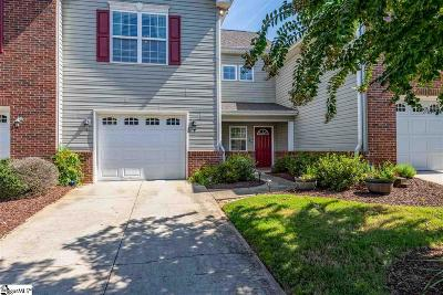 Mauldin Condo/Townhouse For Sale: 36 Butler Crossing