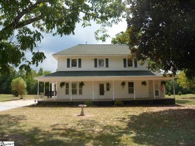 Anderson Single Family Home For Sale: 602 First Creek