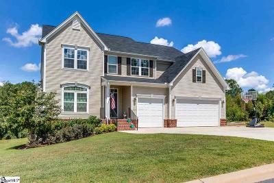 Smith Farm Single Family Home For Sale: 3 Grace