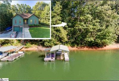 Anderson Single Family Home For Sale: 211 Sandy Point