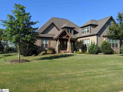 Greer Single Family Home For Sale: 5 Hunters Landing