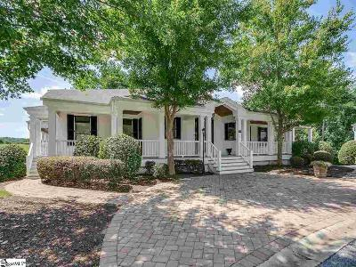 Travelers Rest Single Family Home For Sale: 121 Bryans