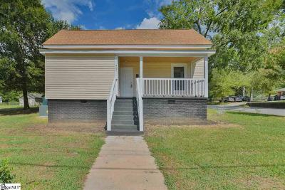 Clinton Single Family Home For Sale: 400 N Sloan