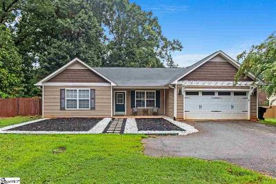 Piedmont Single Family Home Contingency Contract: 2898 W Georgia