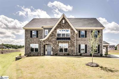 Simpsonville Single Family Home Contingency Contract: 609 Crossmont