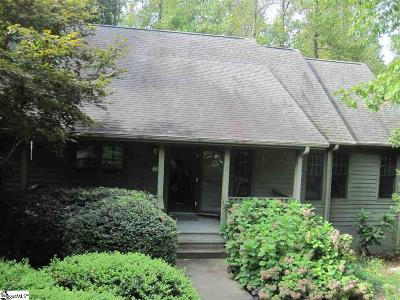 Single Family Home For Sale: 3 Rocky Gap