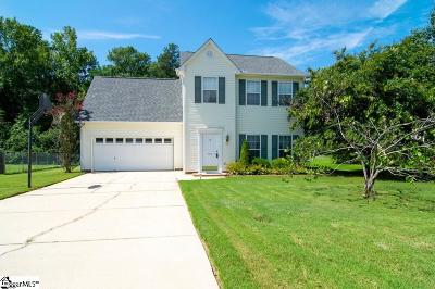 Single Family Home Contingency Contract: 209 Wild Wing