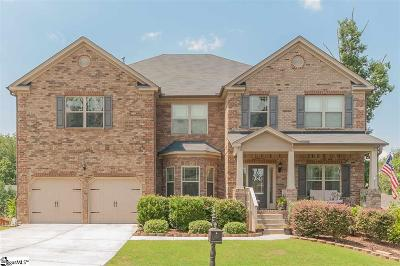 Simpsonville Single Family Home For Sale: 200 Tuscany Falls